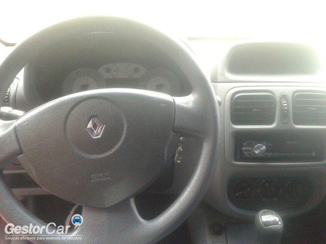 Renault Clio Hatch. Expression 1.0 16V (flex) - Foto #9
