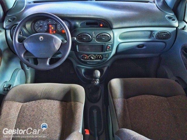 Renault Scénic RT 1.6 16V - Foto #8