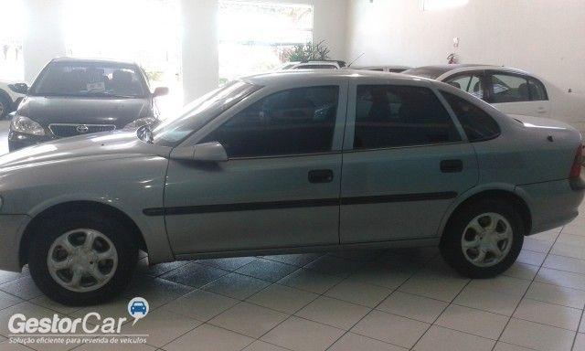 Chevrolet Vectra GLS 2.0 MPFi (nova série) - Foto #6