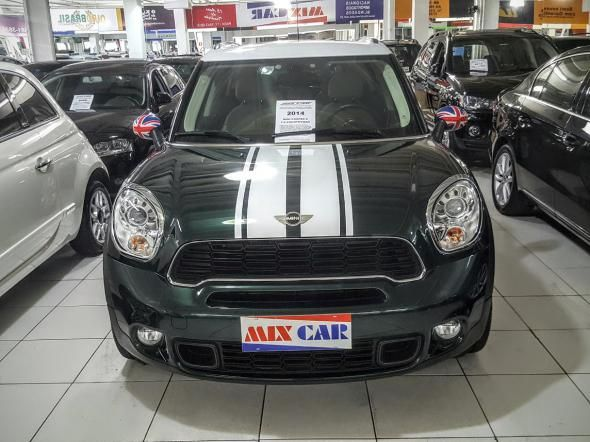 Mini Countryman S 1.6 Aut - Foto #1