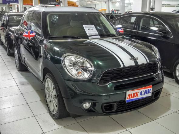 Mini Countryman S 1.6 Aut - Foto #2