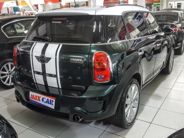 Mini Countryman S 1.6 Aut - Foto #3