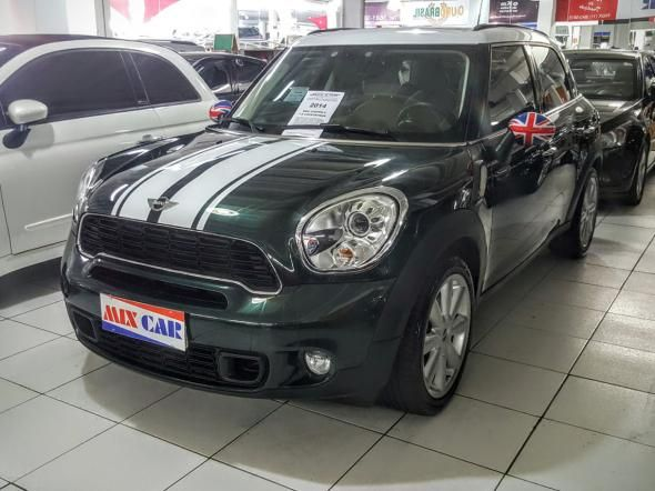 Mini Countryman S 1.6 Aut - Foto #4