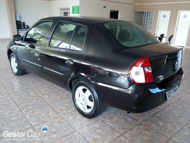 Renault Clio Sedan Privilége 1.6 16V (flex) - Foto #3