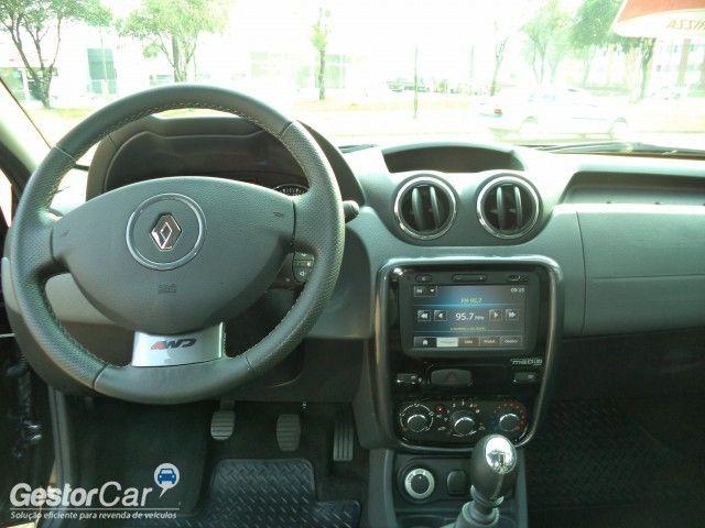 Renault Duster 2.0 16V Dynamique 4wd (Flex) - Foto #6
