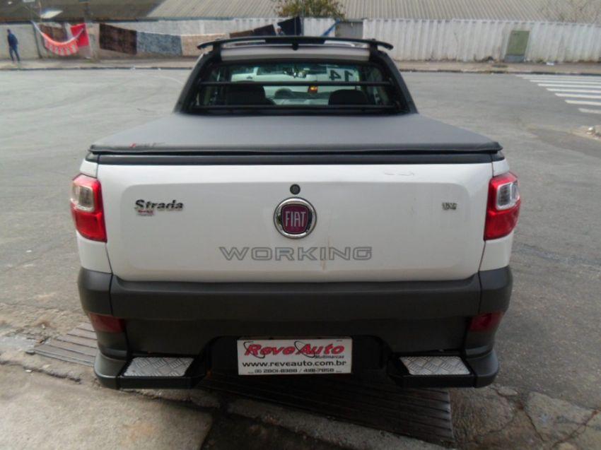Fiat Strada 1.4 MPi Working CE 8v - Foto #4