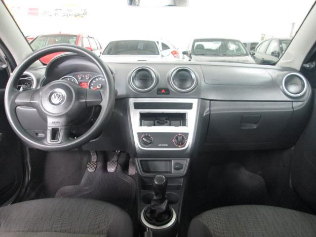 Volkswagen Gol  (novo) 1.0 Mi Total Flex 8V 2p - Foto #1