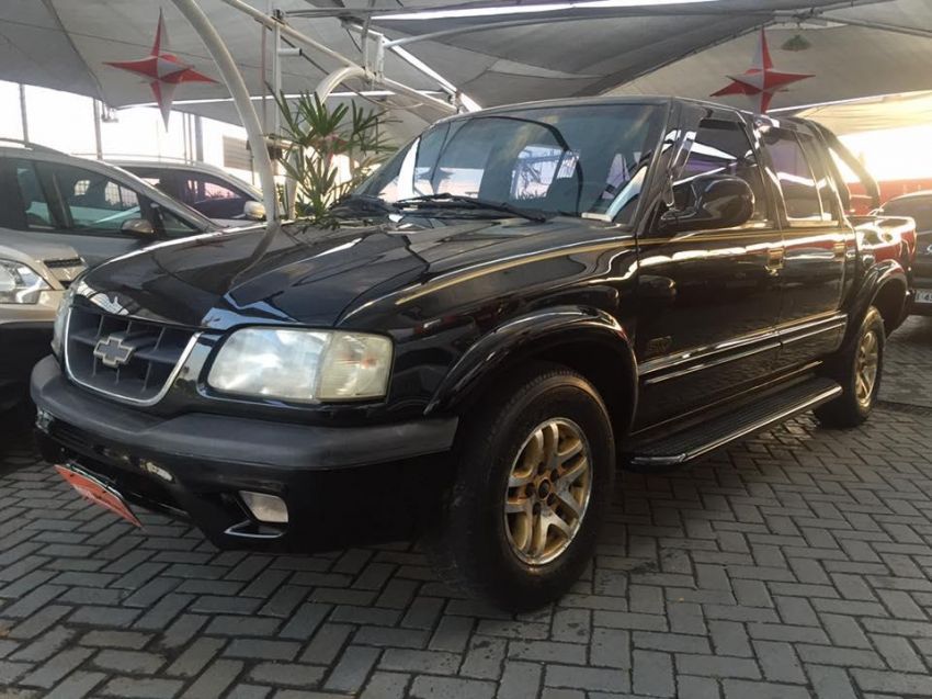 Chevrolet S10   Pick-up Executive CD 4.3 - Foto #1