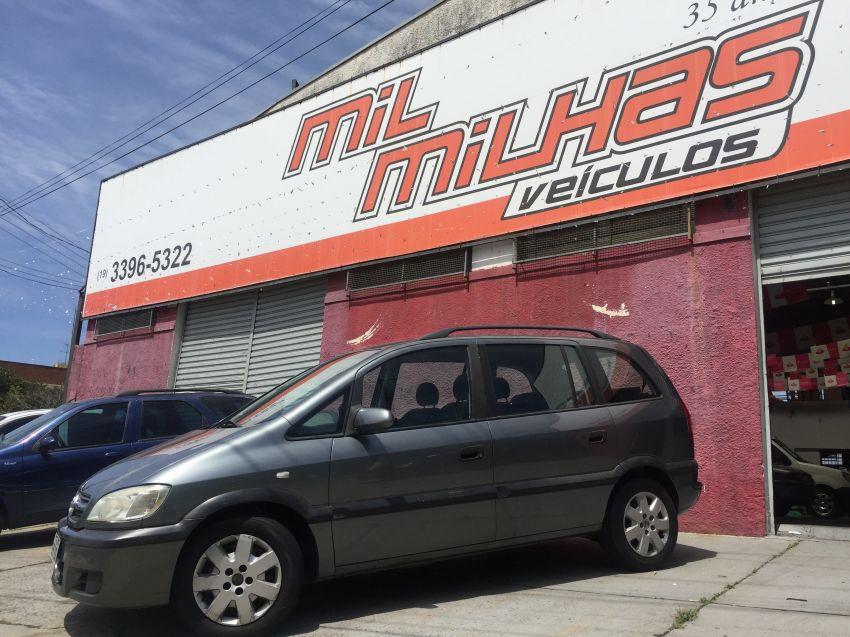 Chevrolet Zafira   Expres. 2.0 MPFi Flexpower 5p Aut - Foto #1