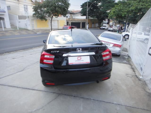 Honda City  Sedan LX 1.5 Flex 16V 4p Aut - Foto #4