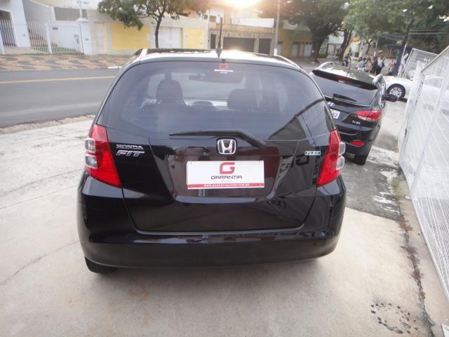 Honda Fit   LX 1.4/ 1.4 Flex 8v/16v 5p Mec - Foto #4