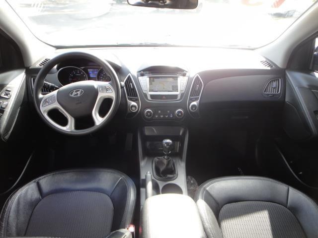 Hyundai Ix35  2.0 16V 2WD Flex Mec - Foto #3