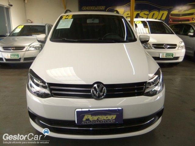 Volkswagen SpaceFox 1.6 8V (Flex) - Foto #10