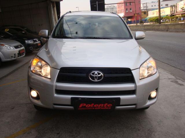 Toyota RAV4 4X4 2.4 16V - Foto #5