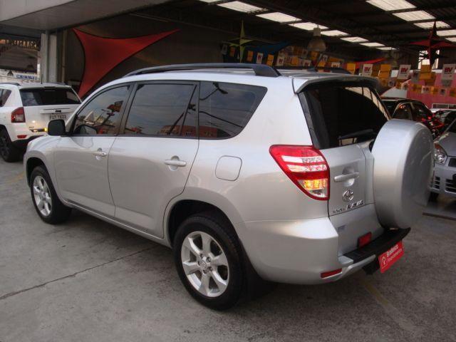 Toyota RAV4 4X4 2.4 16V - Foto #9