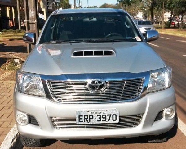 Toyota Hilux 3.0 TDI 4x4 CD SRV Top Auto - Foto #1