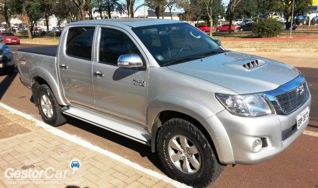 Toyota Hilux 3.0 TDI 4x4 CD SRV Top Auto - Foto #3