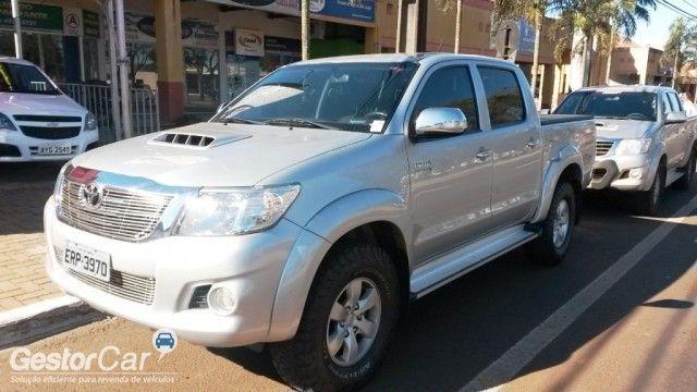 Toyota Hilux 3.0 TDI 4x4 CD SRV Top Auto - Foto #7
