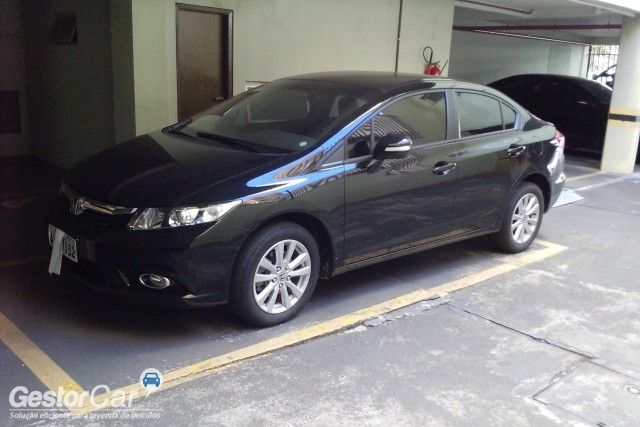 Honda Civic LXR 2.0 i-VTEC (Flex) (Aut) - Foto #2
