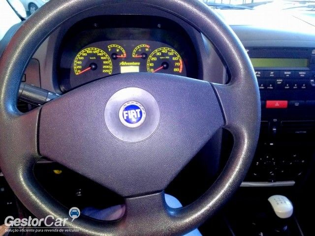Fiat Palio Weekend Adventure Try On 1.8 8V (Flex) - Foto #9