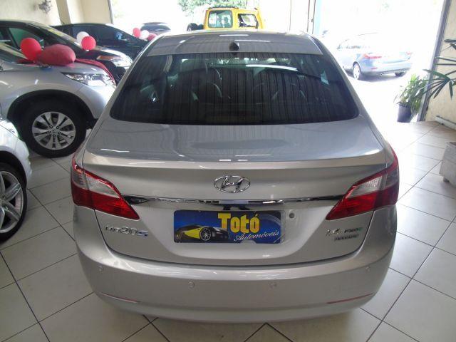 Hyundai HB20S Copa 1.6 Flex - Foto #4