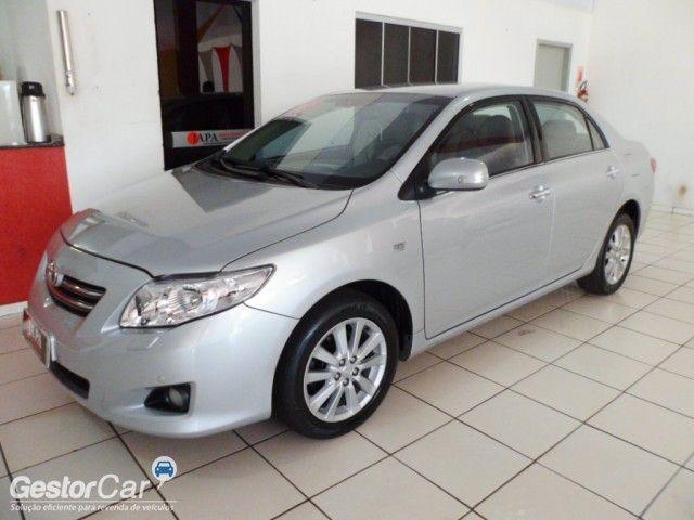 Toyota Corolla Sedan SEG 1.8 16V (aut) - Foto #2