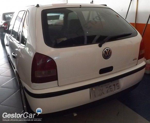 Volkswagen Gol Plus 1.0 MI G3 16V - Foto #3