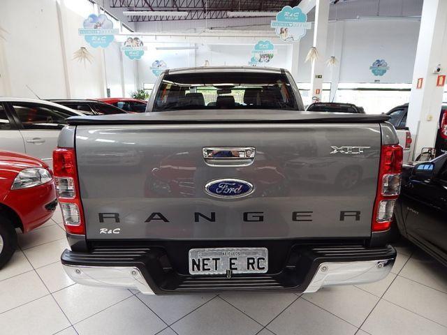 Ford Ranger XLT 4X4 Cabine Dupla 3.2 - Foto #5