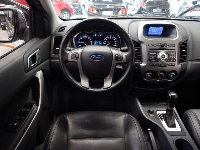 Ford Ranger XLT 4X4 Cabine Dupla 3.2 - Foto #10