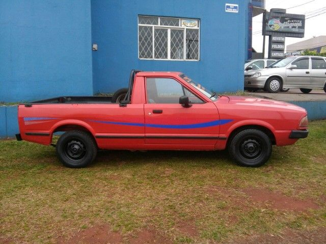 Ford Pampa L 1.6 I (cab Simples) - Foto #1