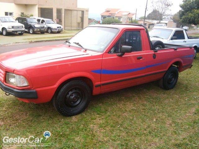 Ford Pampa L 1.6 I (cab Simples) - Foto #3