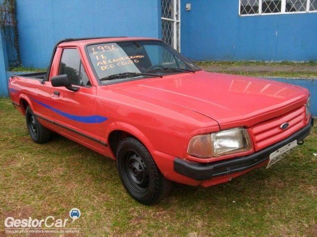Ford Pampa L 1.6 I (cab Simples) - Foto #6