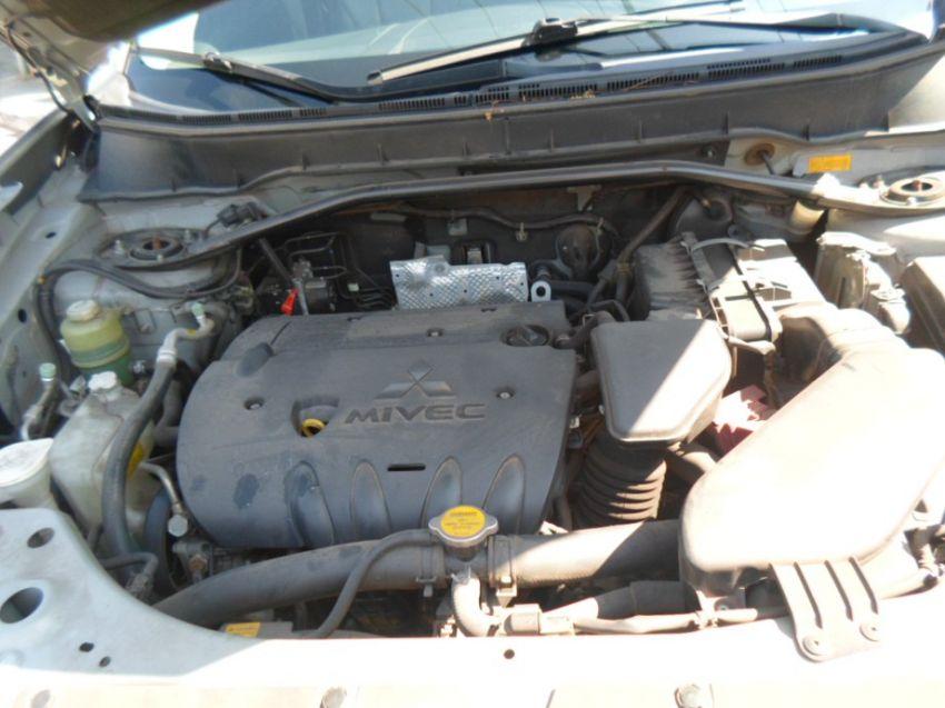 Mitsubishi Outlander 2.4 4x4 16v - Foto #5