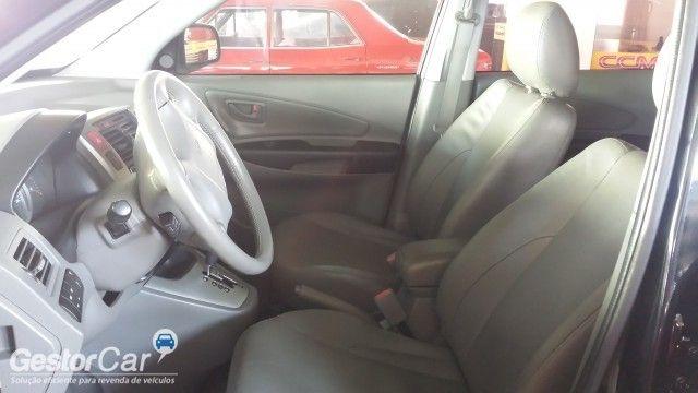 Hyundai Tucson GLS 2.7 V6 24V 4WD (aut.) - Foto #5
