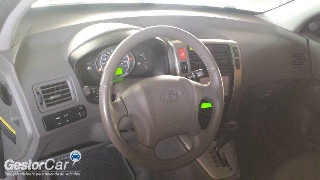 Hyundai Tucson GLS 2.7 V6 24V 4WD (aut.) - Foto #6