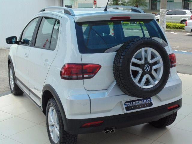 Volkswagen Crossfox 1.6 MSI 16V Total Flex - Foto #5