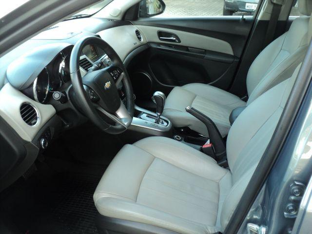 Chevrolet Cruze LTZ 1.8 Ecotec 16V Flex - Foto #6