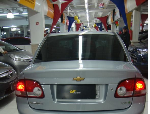 Chevrolet Classic LS 1.0 Vhc Flexpower 4p - Foto #1