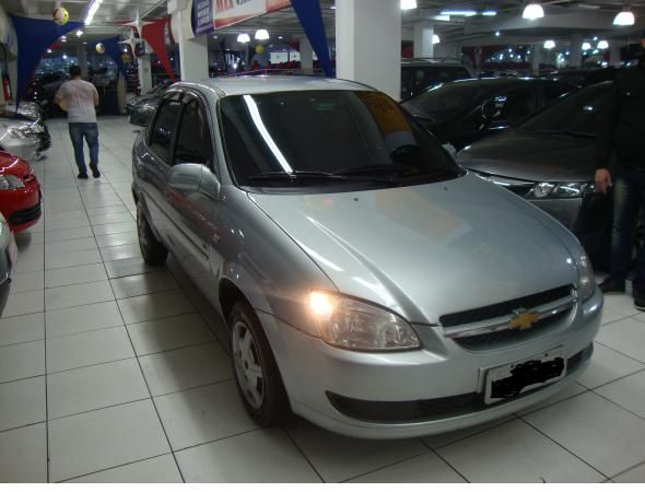 Chevrolet Classic LS 1.0 Vhc Flexpower 4p - Foto #3