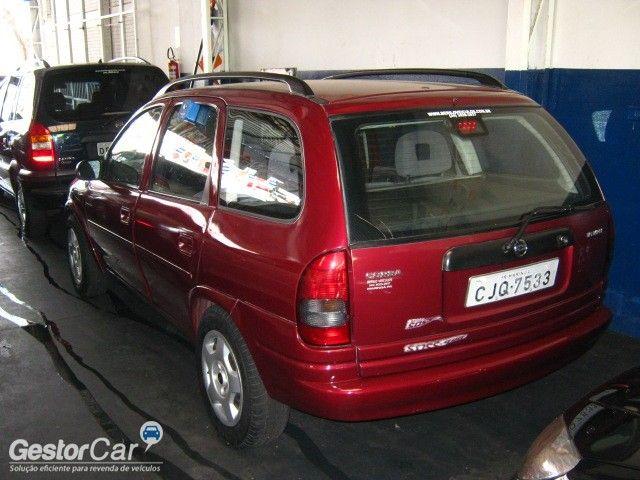 Chevrolet Corsa Wagon GL 1.6 MPFi - Foto #2