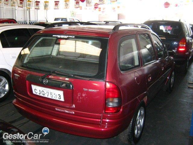 Chevrolet Corsa Wagon GL 1.6 MPFi - Foto #4