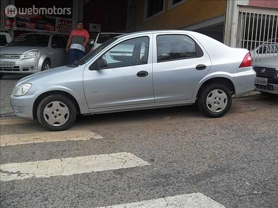 Chevrolet Prisma 1.4 MPFi Joy 8v - Foto #4