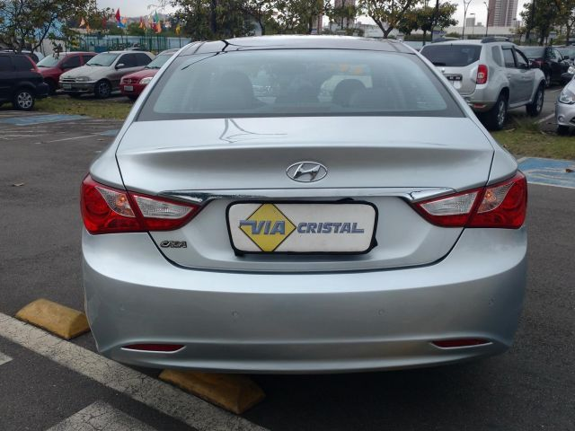 Hyundai Sonata GLS 2.4 - Foto #6
