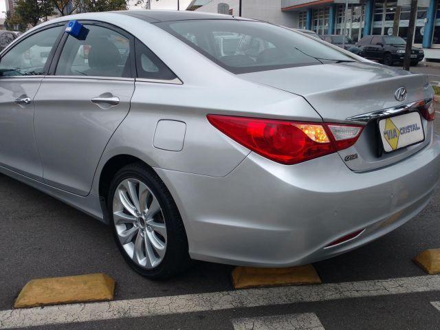 Hyundai Sonata GLS 2.4 - Foto #7
