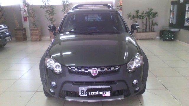 Fiat Strada Adventure 1.8 16V (Flex)(Cabine Estendida) - Foto #1