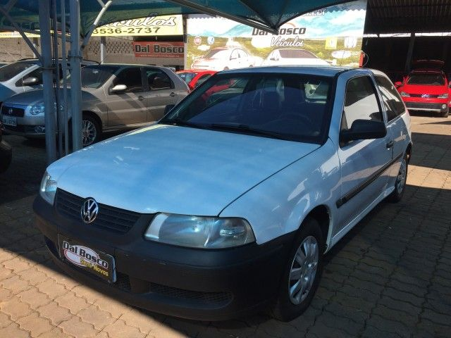 Volkswagen Gol Special 1.0 MI (G3) (nova série) - Foto #1