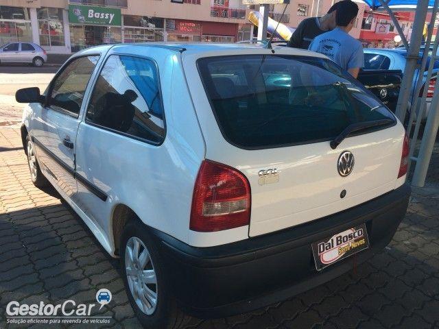 Volkswagen Gol Special 1.0 MI (G3) (nova série) - Foto #8