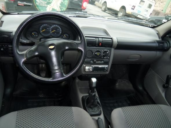 Chevrolet Classic LS 1.0 Vhc Flexpower 4p - Foto #2
