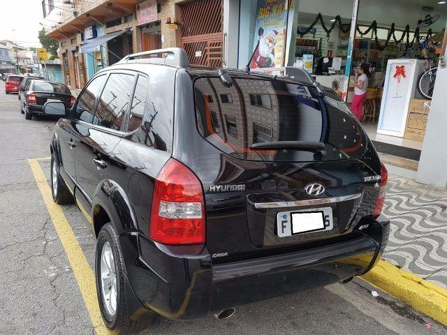 Hyundai Tucson GLS 4x4 4WD 2.7 Mpfi 24V - Foto #3