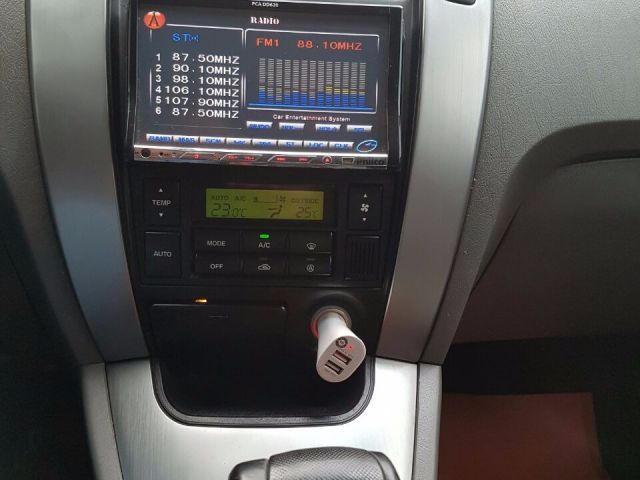Hyundai Tucson GLS 4x4 4WD 2.7 Mpfi 24V - Foto #9